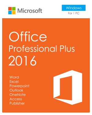 Pack office 2016 Pro Plus